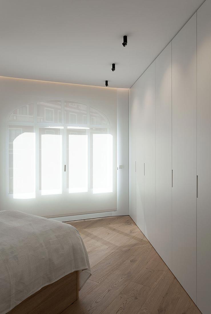 Arquitectura e Interiorismo Valencia casa BM