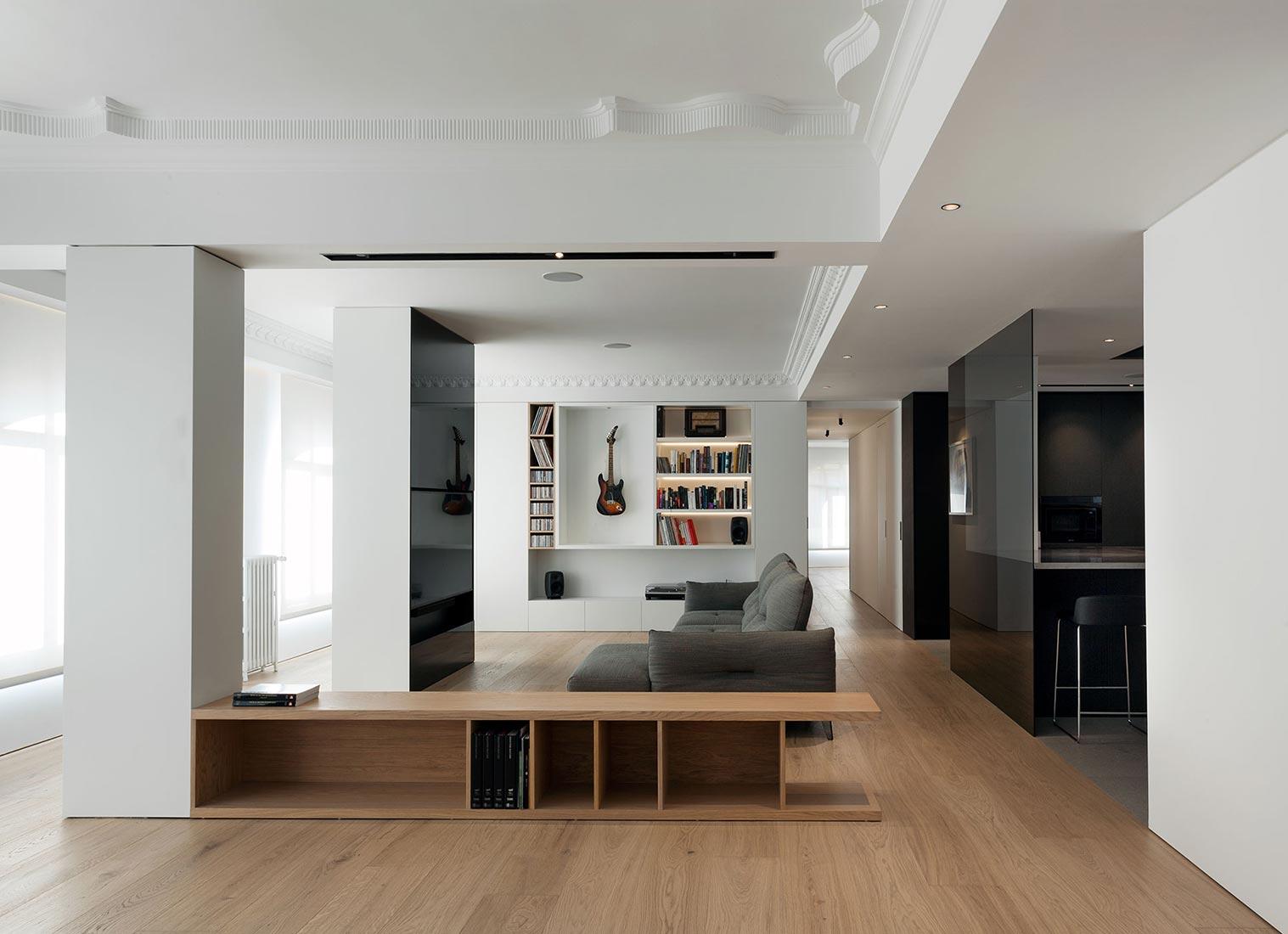 Arquitectura e Interiorismo. Casa BM. Arquitectos Valencia